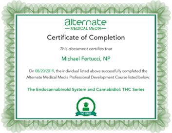 Alternate Certificate_Fertucci