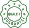 Green Spectrums Quality Guarantee Icon