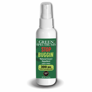 CBD Insect Repellent