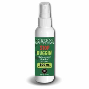 CBD Insect Repellent