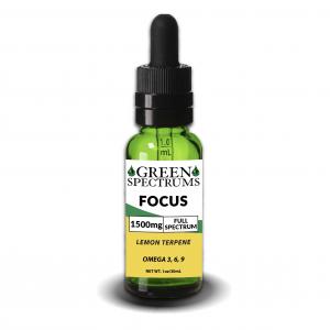 Focus CBD Oil