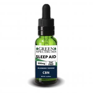 Sleep Aid CBN Oil