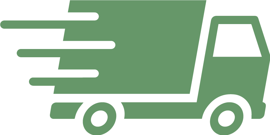 Green Spectrums Truck Icon