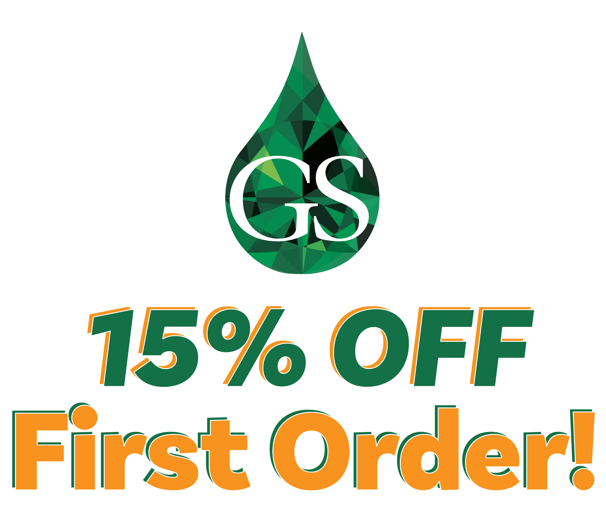 Green Spectrums_15 off first order