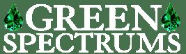 Green Spectrums_White Logo
