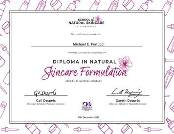 Green Spectrums_Skincare Certificate 2