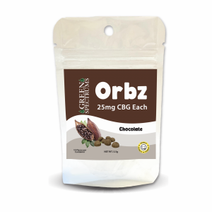 Chocolate Orbz_Front