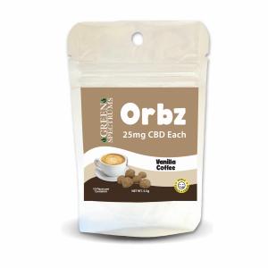 Vanilla Coffee Orbz_Front